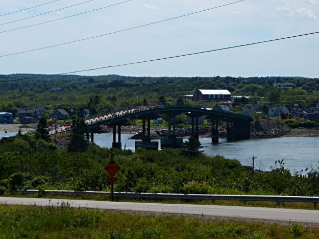 Bridge to Campobello Island, New Brunswick
