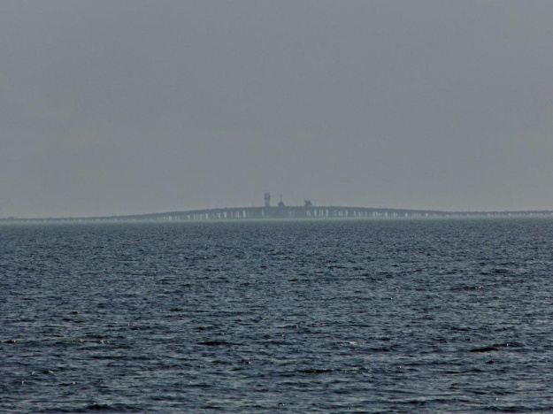 Lake Pontchartrain Causeway, shortcut to New Orleans!