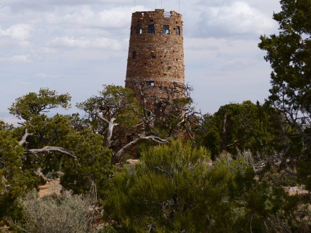 Watch Tower at Desert View