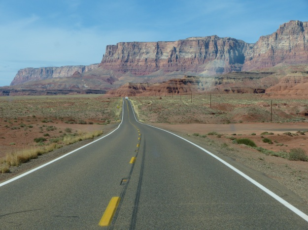 Vermillion Cliffs Scenic Drive