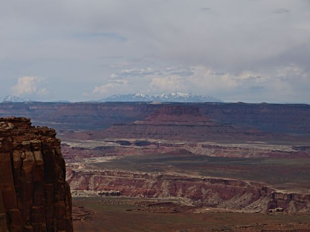 View at Canyonlands NP