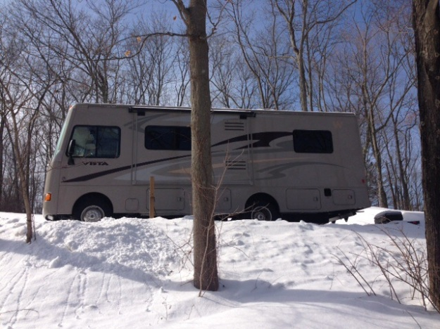 New Ride: Winnebago Vista